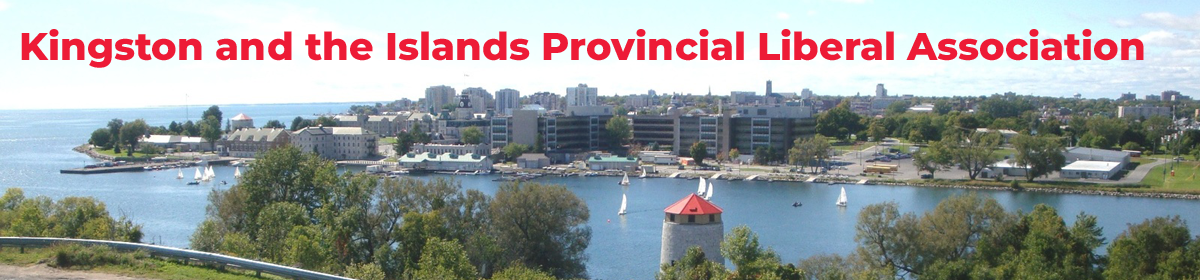 Kingston and the Islands Provincial Liberal Association